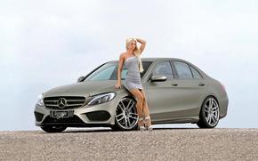 Picture Mercedes-Benz, Mercedes, AMG, AMG, Inden Design, W205