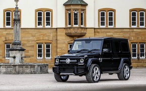 Wallpaper Mercedes-Benz, Mercedes, Gaelic, g, G-Class, Benz, W463, Hofele Design