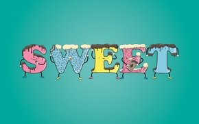 Picture the sweetness, food, Candy, caramel