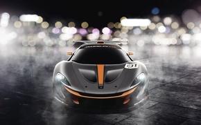 Picture McLaren, GTR, front, Ranier Peredo