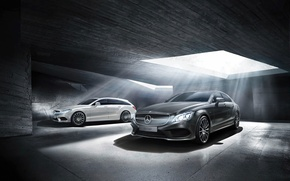 Picture coupe, Mercedes-Benz, CLS, universal