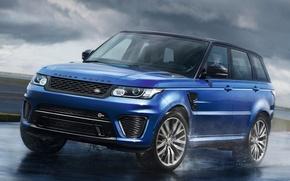 Picture Sport, Rover, Range