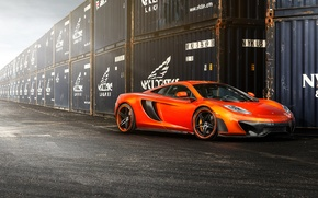 Picture car, Vorsteiner, tuning, MP4-12c, McLaren MP4-VX, frontside