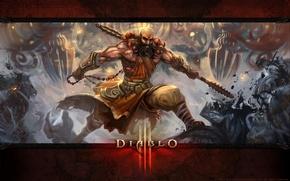 Picture Diablo 3, diablo, Diablo, blizard