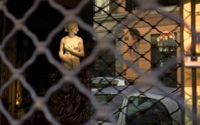 Picture Rome, street, eternal values, eternal values, sculpture