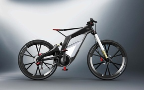 Picture bike, Audi, audi, carbon, bicycle