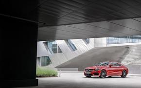 Picture coupe, Mercedes-Benz, Mercedes, Coupe, C-Class, C205