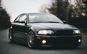 Picture road, machine, auto, BMW