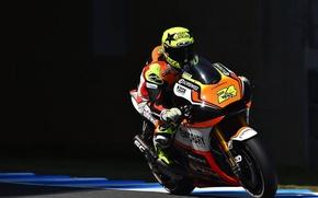 Picture Background, Black, MotoGP, Racing, Forward, Toni Elias