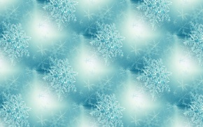 Wallpaper background, holiday, texture, New year, snowflake