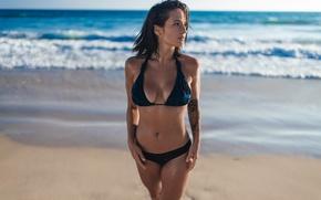 Picture woman, bikini, athletic, martin murillo, shay maria
