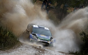 Picture Ford, Squirt, WRC, Rally, Rally, Fiesta