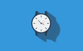 Picture Watch, Art, Clock