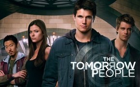 Picture The series, actors, Movies, The people of the future, The Tomorrow People