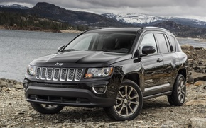 Picture Jeep, the front, Compass, Jeep, Compass