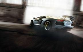 Picture car, supercar, tuning, Lamborghini, rechange, Lamborghini Aventador, hq Wallpapers, novitec torado