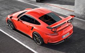 Picture 911, Porsche, GT3 RS, Back