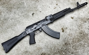 Picture weapons, background, machine, Kalash