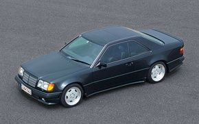 Picture mercedes-benz, coupe, amg, hammer, c124
