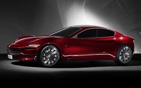 Picture car, concept, sofia, I.de.a