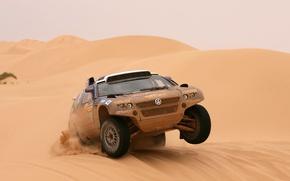 Picture Volkswagen, Sands, Touareg Race