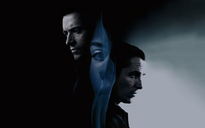 Picture Hugh Jackman, Hugh Jackman, Christian Bale, Christian Bale, Movie, The Prestige