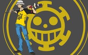 Picture sword, logo, game, One Piece, pirate, smile, anime, katana, tatoo, captain, asian, manga, doctor, japanese, …