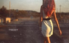 Picture ass, girl, dress, photographer, red, girl, legs, photography, photographer, Thirteen