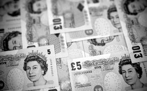 Picture money, bills, pounds
