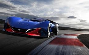 Picture Concept, Peugeot, Peugeot, The front, gt16