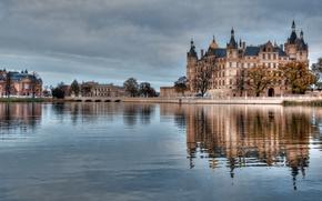 Picture water, river, building, Germany, Hamburg, Germany, locks, architecture., Hamburg