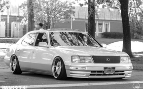 Picture lexus, sedan, Lexus, luxury