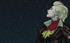 Picture comic, comics, MARVEL, Carol Danvers, Captain Marvel, Captain Marvel, Carol Danvers