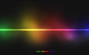 Wallpaper light, design, strip