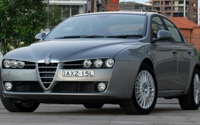 Picture Alfa, Romeo, Alfa Romeo 159, Alfa 159, Alfa JTDm, Alfa Romeo 159 2.4 JTDm