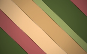 Picture line, green, pink, texture