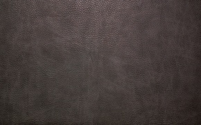 Picture leather, brown, dark