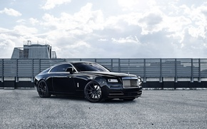 Picture Rolls Royce, Wraith, ADV10, M.V
