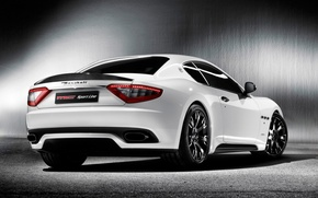 Picture sport, Maserati, The GranTurismo S MC, auto machine