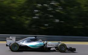 Picture Profile, Mercedes, Formula 1, Lewis Hamilton, W06