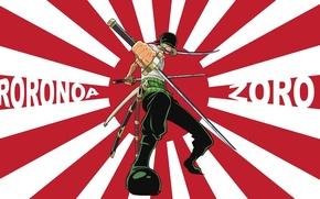Picture green, Japan, sword, game, One Piece, pirate, anime, katana, sun, man, asian, manga, japanese, oriental, …