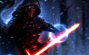Picture lightsaber, sith, Star Wars: The Force Awakens, Kylo Ren, Star Wars: Episode VII The Force …