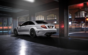 Picture Mercedes-Benz, Body, AMG, Wide, Rear, Ligth, CL63, Customs