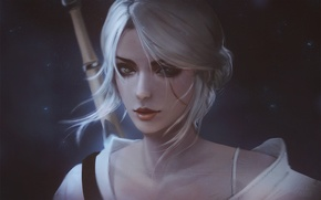 Picture CD Projekt RED, The Witcher 3: Wild Hunt, The Witcher 3: Wild Hunt, CRIS, Cirilla …