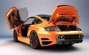 Wallpaper 911, Porsche, Porsche