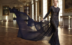 Picture dress, actress, Diane Kruger