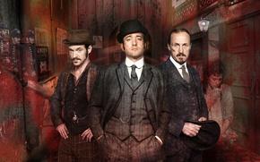 Picture the series, Street Ripper, Ripper Street