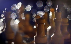 Picture background, chess, figure