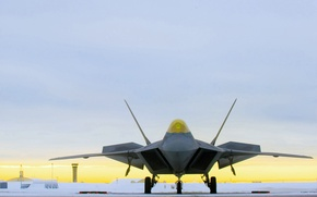 Wallpaper f22, fighter, raptor