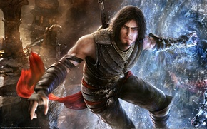 Wallpaper Prince of Persia: The Forgotten Sands, Prince of Persia, hero